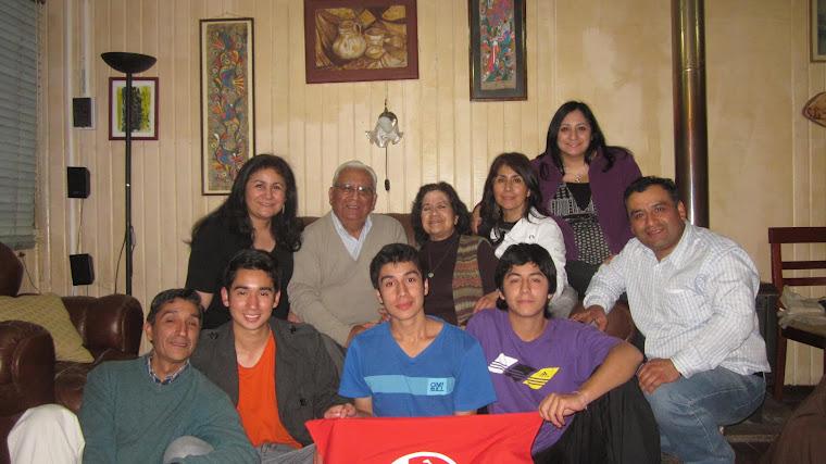 Entorno familiar Familia Gavilán Rojas