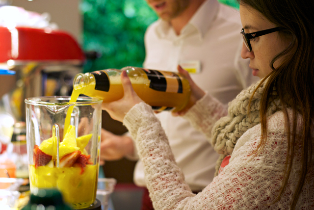 Vapiano cocktail workshop