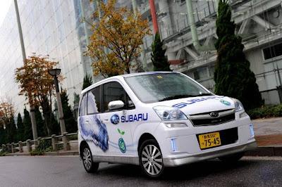 Цена Subaru Stella EV