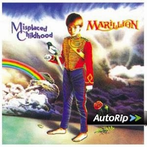 Misplaced Childhood--Marillion
