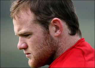 Wayne Rooney Face