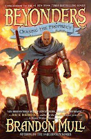 bookcover of CHASING THE PROPHECY (Beyonders #3) by Brandon Mull