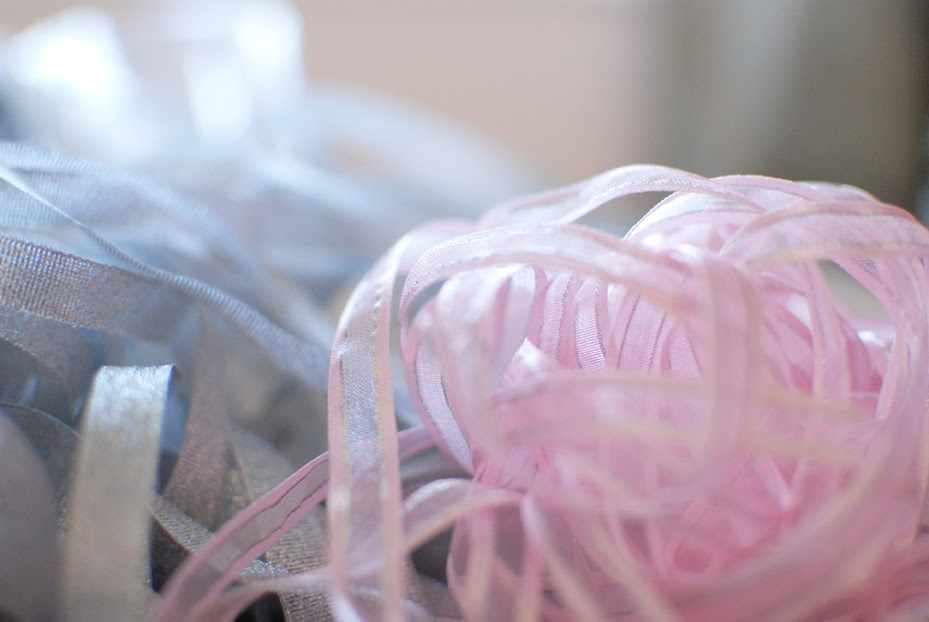 loosh creations pink and silver baby shower ideas