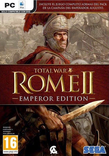 Total War ROME 2 Emperor Edition PC Full Español