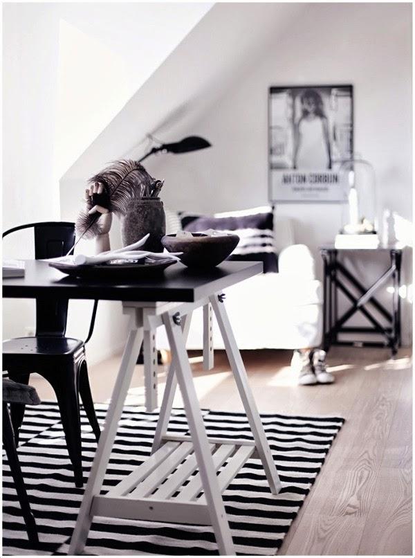 10 espacios de trabajo con ikea finnvard - Espacios de trabajo ikea ...