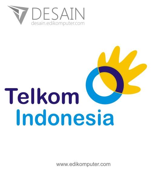 Logo Telkom vektor