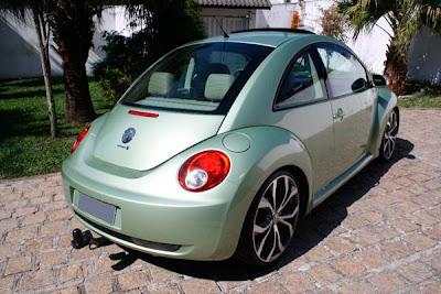"New Beetle Rebaixado Aro 20"""