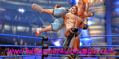 Download Smack Down VS Raw 2011 Game 100% Working