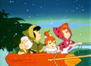Um Natal Flintstones