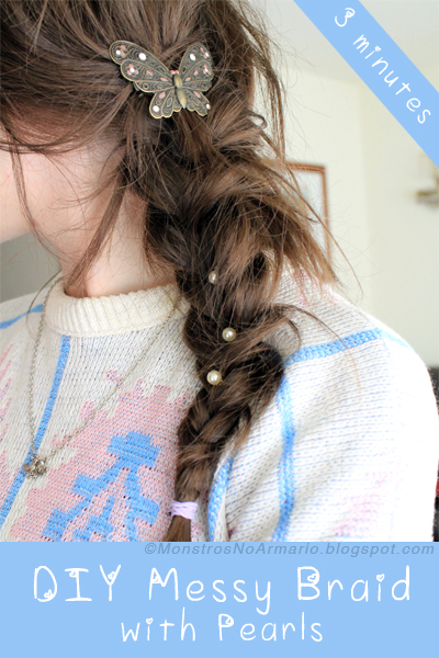DIY braid with earls