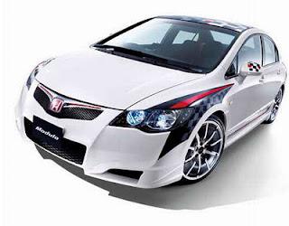 The Honda Civic  Car Motor