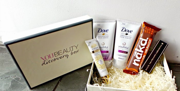 you beauty box march 2015