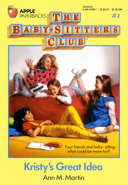 Club Babysitters livre roman