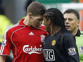 Liverpool Vs Manchester United clásico en la Premier