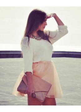 look camisa blanca