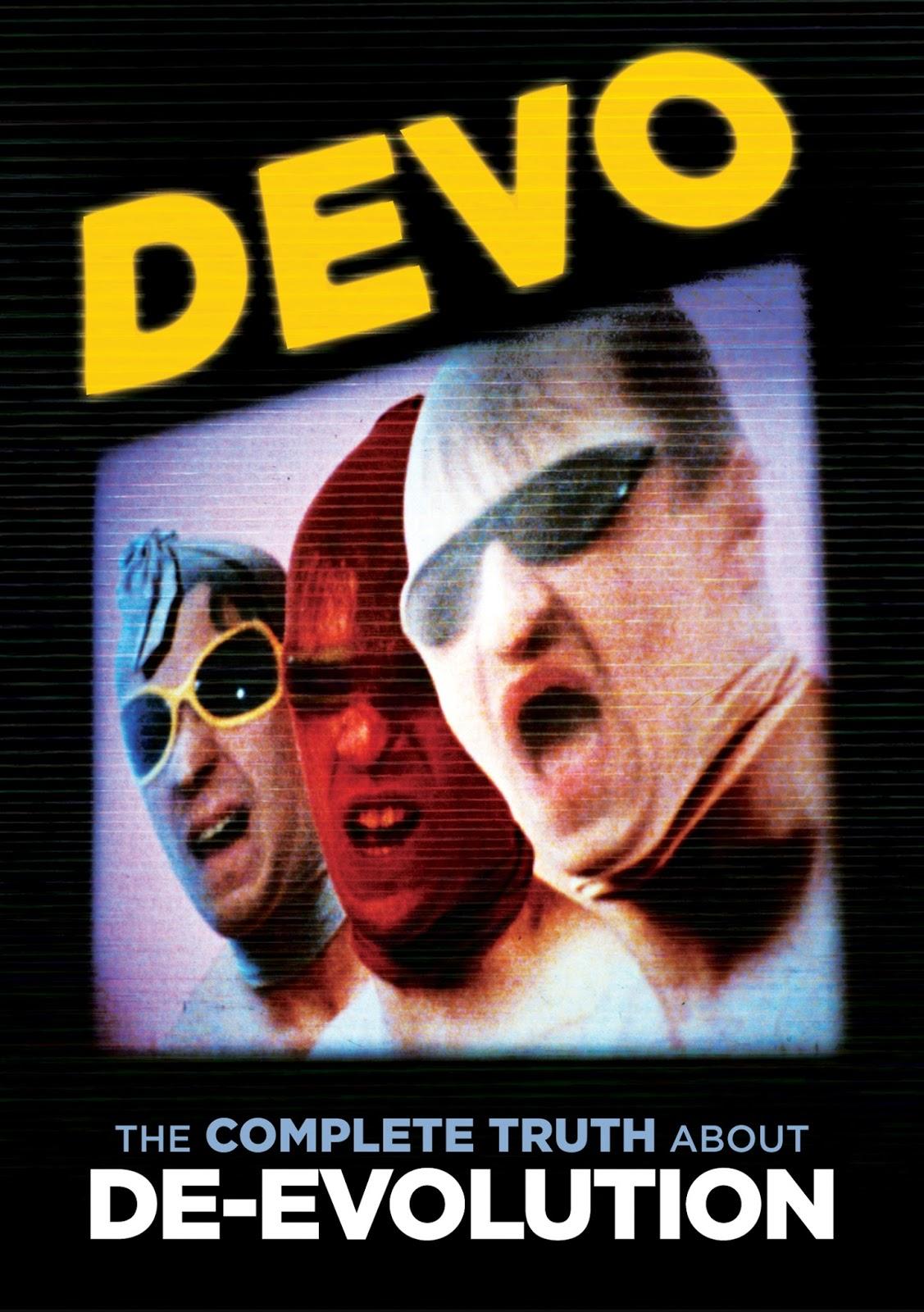 ... Integrity: DVD Review: DEVO: The Complete Truth About De-Evolution: http://ffanzeen.blogspot.com/2014/03/dvd-review-devo-complete-truth-about-de.html