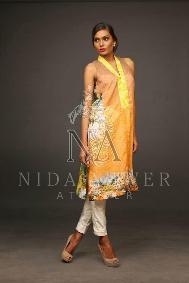 Nida Eid Midsummer Collection