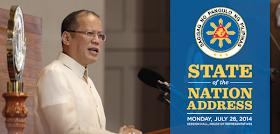 President Aquino SONA 2014 speech