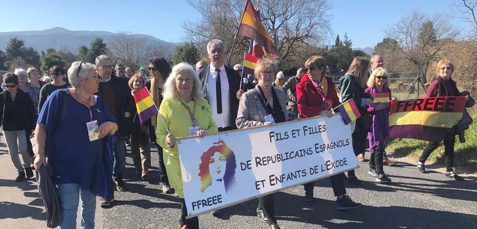 1939-2019 Fils et Filles de Républicains Espagnols et Enfants de l'Exode.