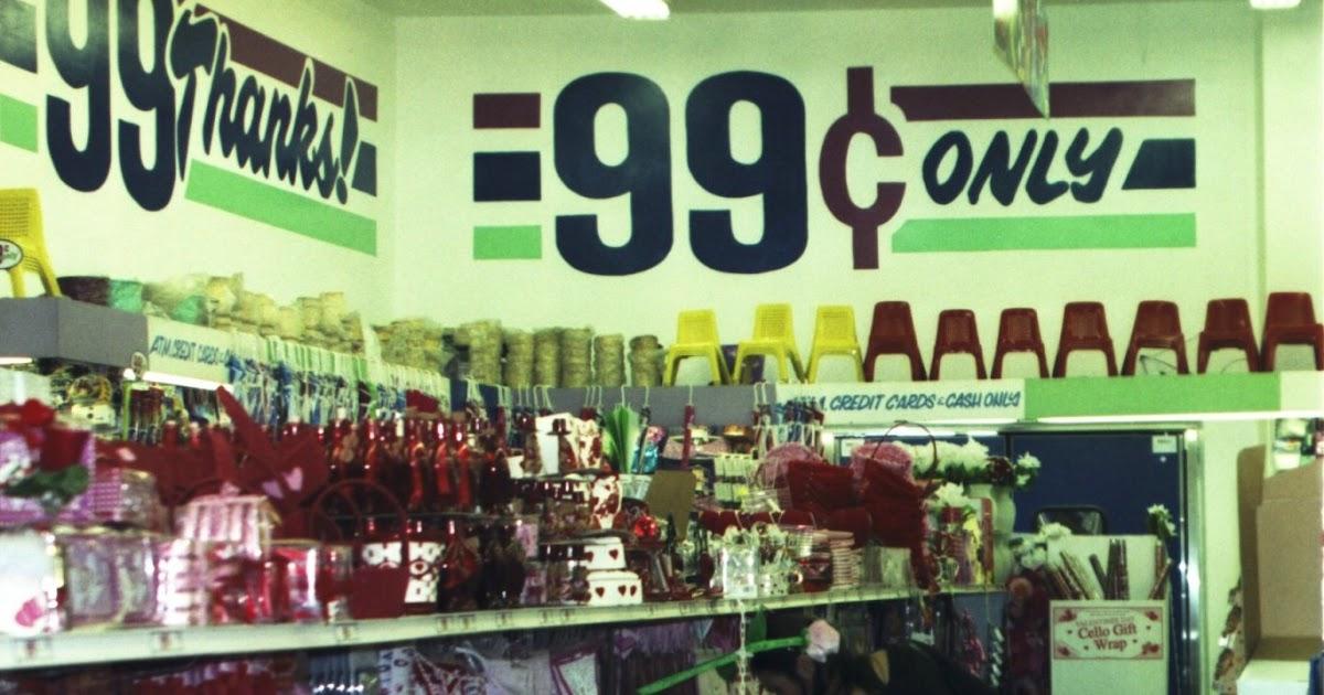 """Loja Artesanato Em Ingles ~ Dicas Fast'n' Fun Como dizer""""loja de 1,99"""" em ingl u00eas?"""