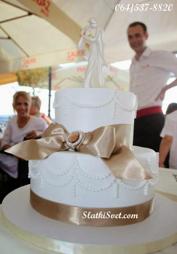 Torte za vencanje - torte novi sad beograd
