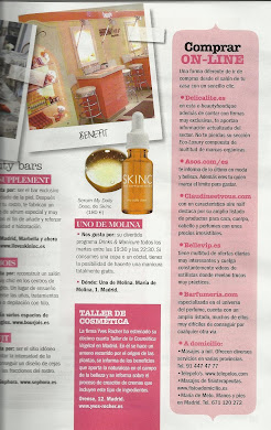 EN COSMOPOLITAN.MAYO 2012.