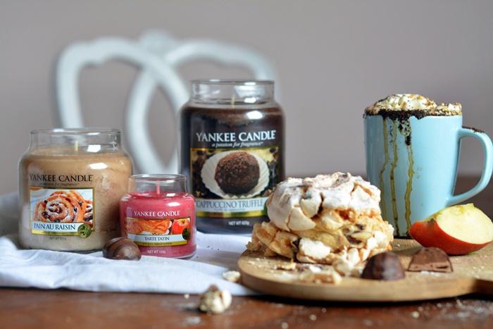 Pain Au Raisin, tarte tatin, Cappuccino Truffle