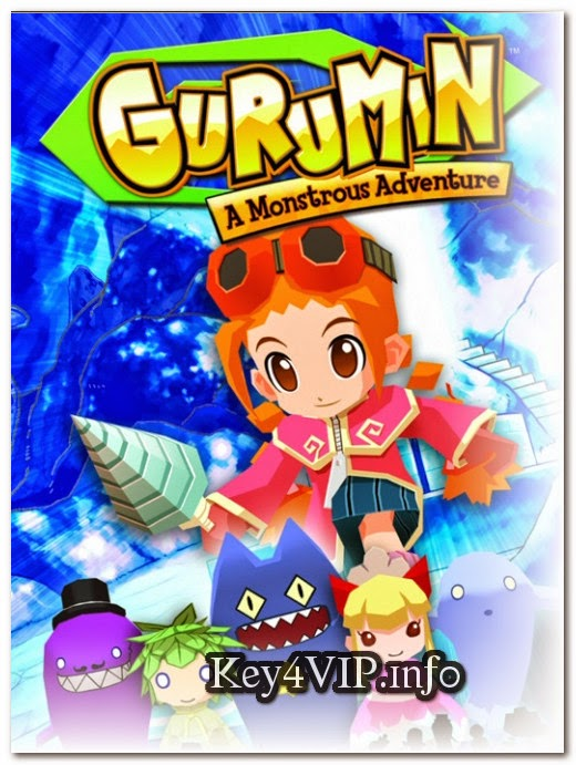 Gurumin: A Monstrous Adventure-CODEX [ISO|RPG|2015] Download Full PC Games