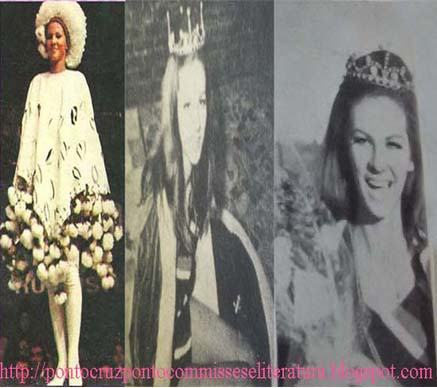 MARLY SIMON - MISS PARANÁ 1969