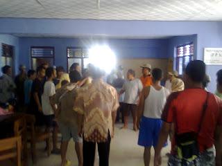 Jambret Kalung di Desa Kalimati Brebes Tertangkap