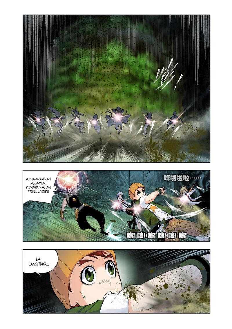 Soul Land Chapter 25