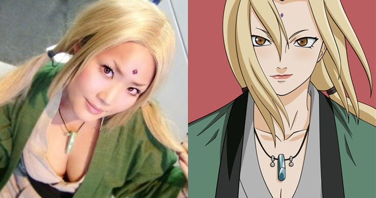 Welcome to Cosplay: Cosplay Naruto Tsunade