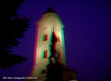 Crkva u noći
