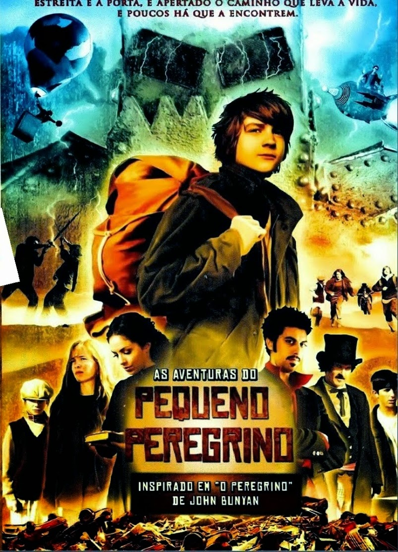 As Aventuras do Pequeno Peregrino – Dublado (2010)