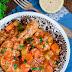 Gulasz z kurczaka z warzywami po libańsku