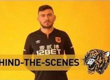 Hull City 14 15 Away Kit