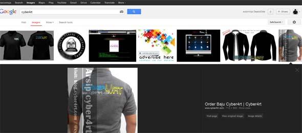 Yang Baru dari Google Image Search