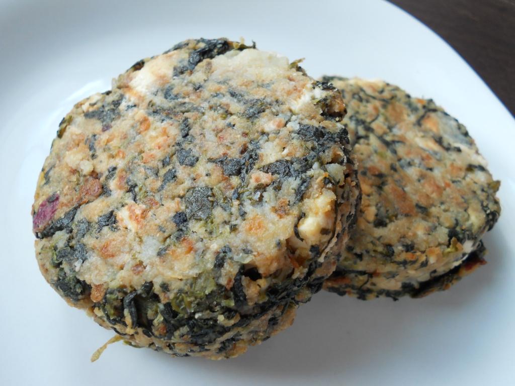 Spinach Potato Cakes Planet Organic