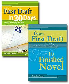 FIRST DRAFT IN 30 DAYS EBOOK
