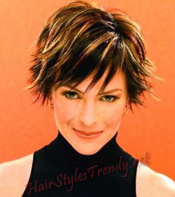 womens short hairstyle. Womens Short Hair Styles 2011