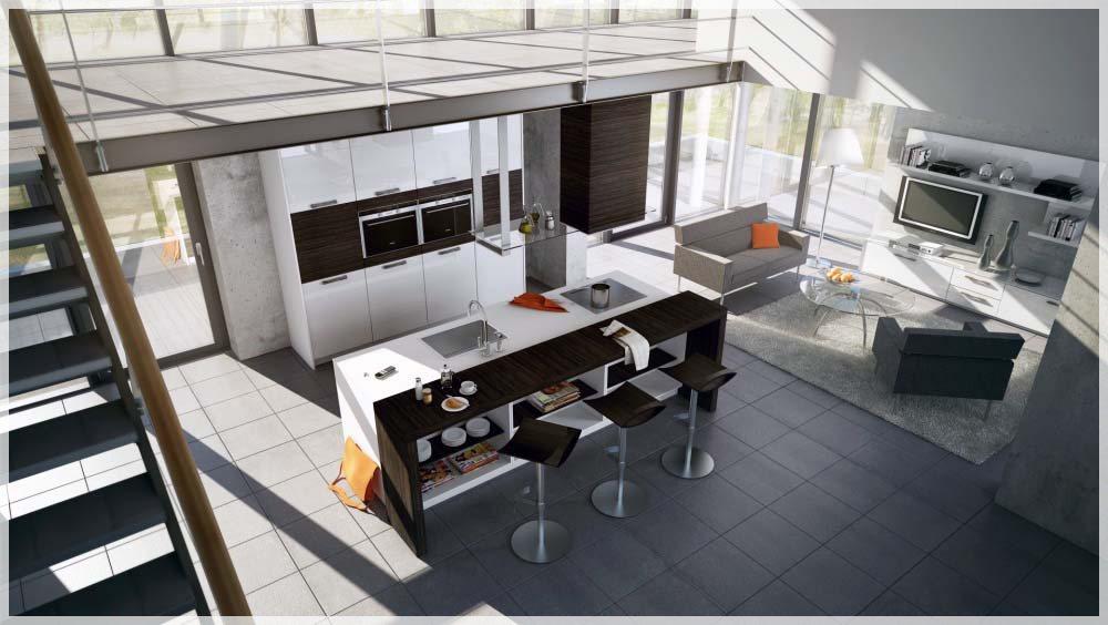 Kjøkken inspirasjon   interiør inspirasjon