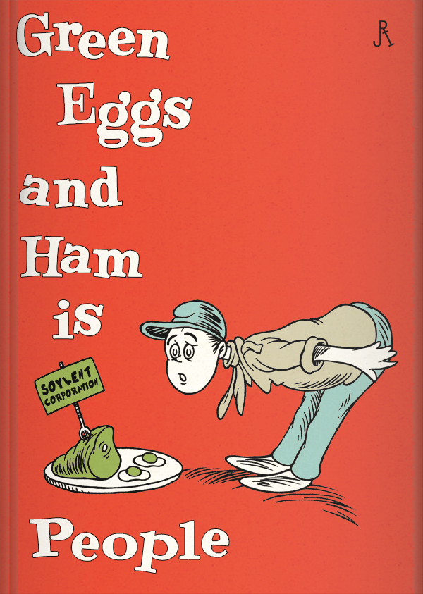 Popped Culture: Green Eggs And Ham is People!