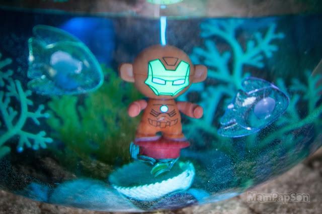 поиск золотых дублонов под водой
