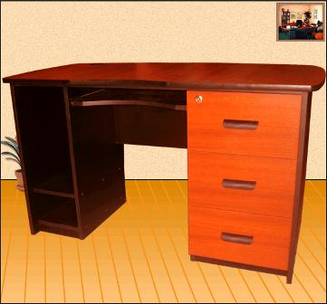 Servicios de carpinteria de metal y madera en tarapoto - Modelos de escritorios ...