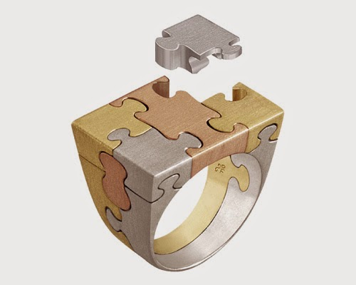 """""""Puzzle Rings"""""""