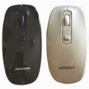 Snapdeal: Buy Adcom Wireless Optical Mouse M-006 at Rs. 284
