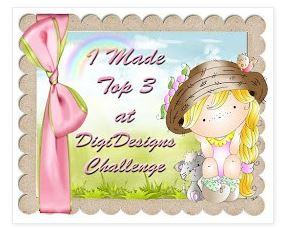 Top 3 Di's Challenge - Aug 2016