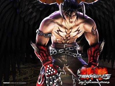 jin kazama wallpaper. Tekken 6 Wallpaper