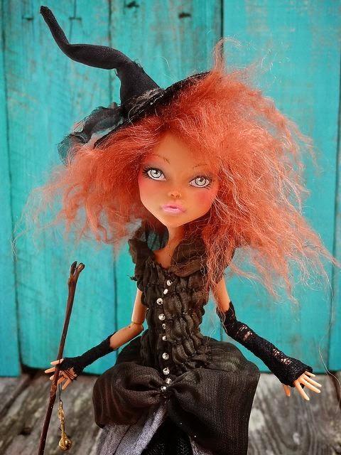 Coisas Kawaii, Monster High, Ball Jointed Doll, doll, kawaii, Kawaii Desu, Crazy and Kawaii Desu, Repaint,