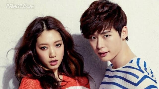 Lee Jong Suk và Park Shin Hye